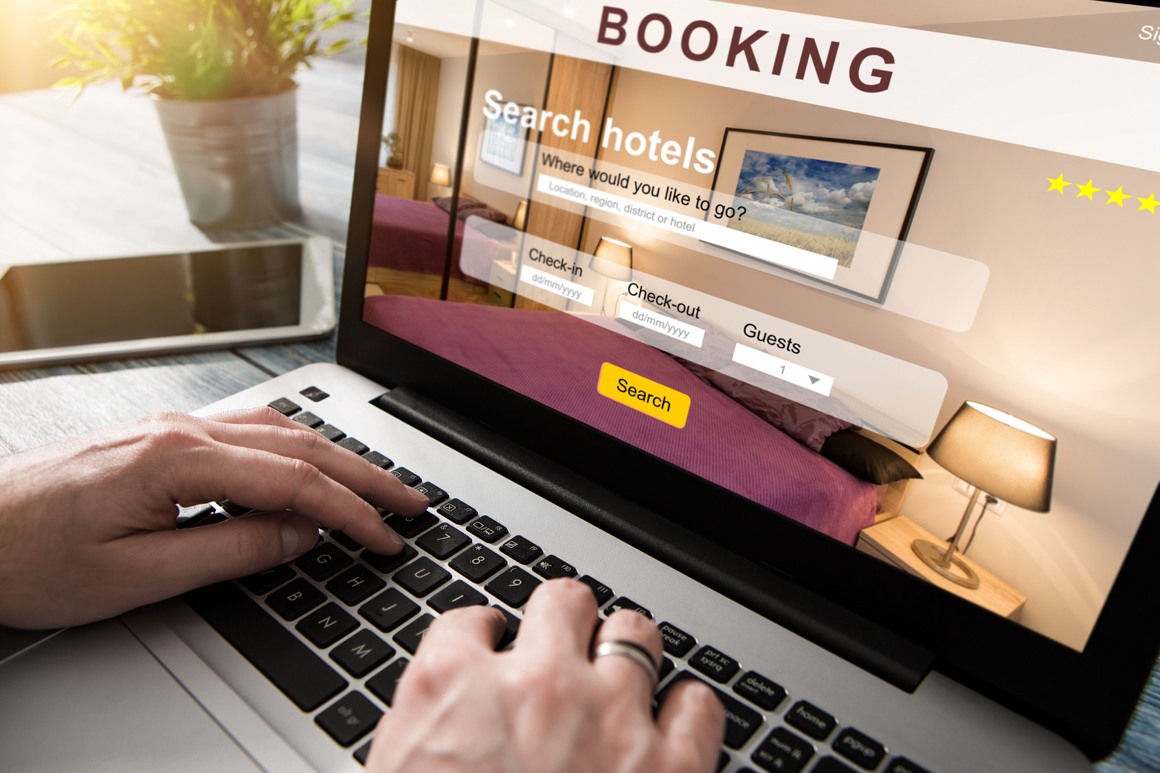 Hotel marketing - how to stand out? Internet Markering Hotel - Blog I Socjal Media Blog Nakatomi Advertising Agency