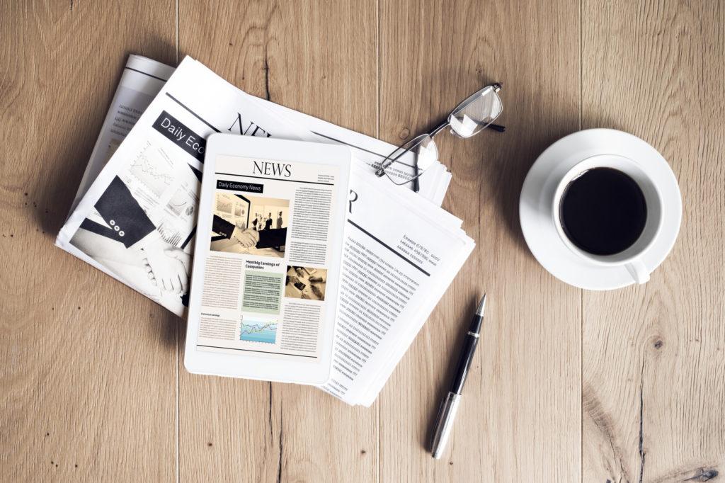 Czy warto wydawać gazetę? Blog dla Firm - Blog o marketingu Akecja Nakatomi i Socjal Media blog