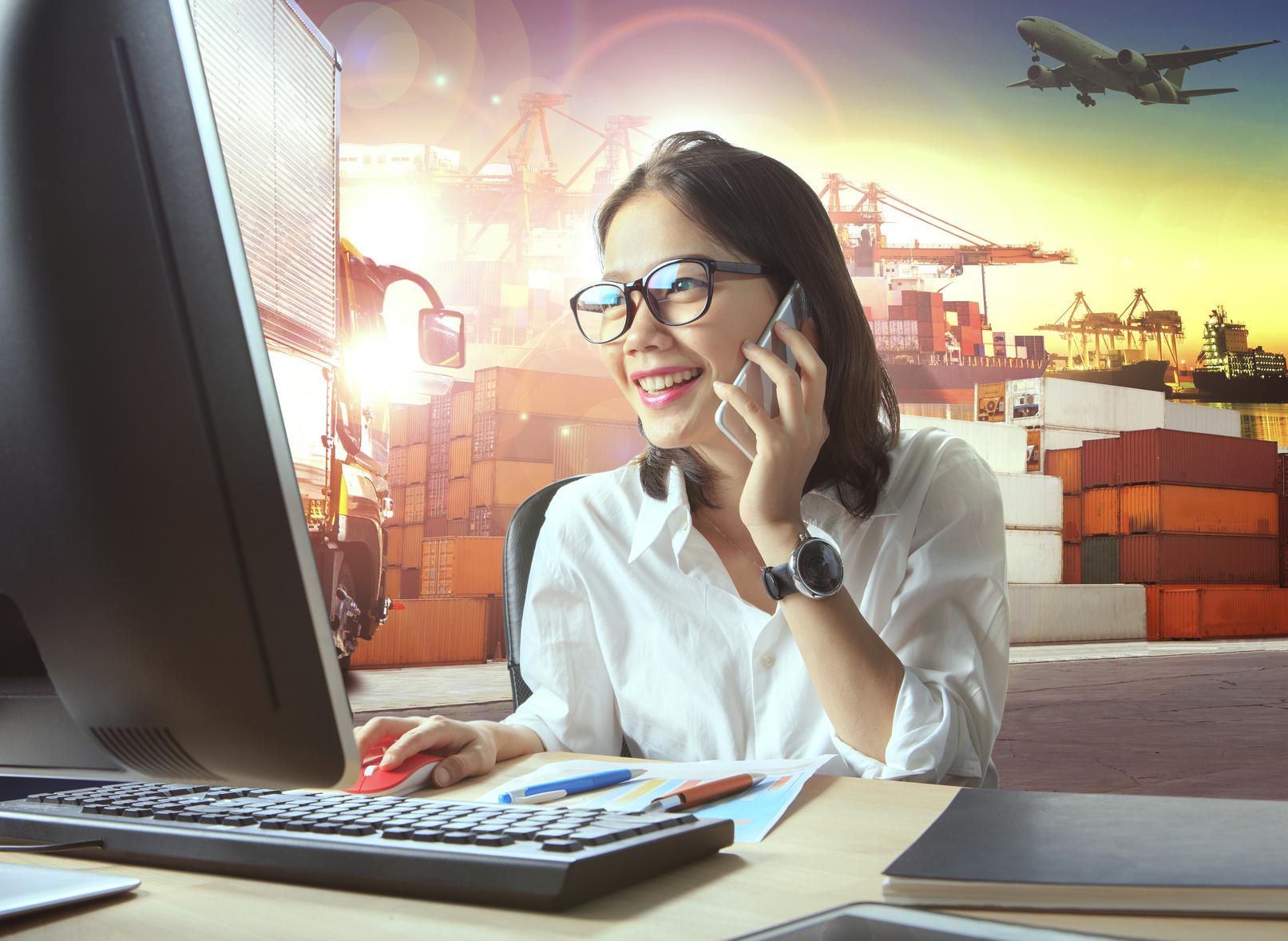Logistyka - Zawód z przyszłością – 5 profesji, które na pewno dadzą ci pracę - Blog o ludziach - Agencja Nakatomi Warszawa