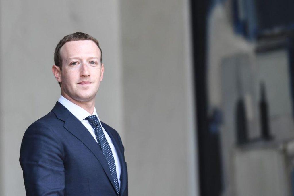 Mark Zuckerberg Agencja Marketingowa Nakatomi Warszawa